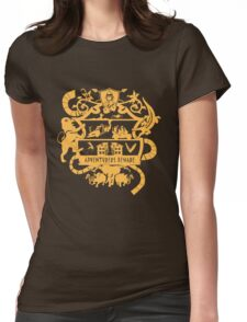 Jumanji Womens Fitted T-Shirt