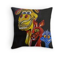 OUTBACK BOYS Throw Pillow
