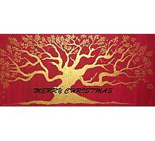 CHRISTMAS SPARKLE Photographic Print