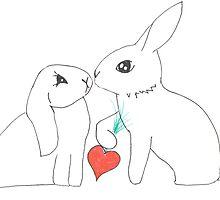 Love Carrot by Katarina Nice