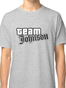 Team Johnson Classic T-Shirt