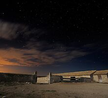 Ghost Corral by Max Corbacho