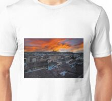 Fire Over Firenze (Florence) Unisex T-Shirt