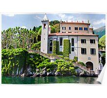 Villa Balbianello Poster
