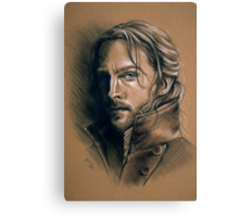 Ichabod Canvas Print