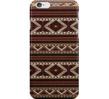 Indian Rug Design  iPhone Case/Skin