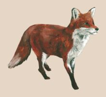 Mr Fox by ImogenSmid