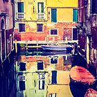 Reflections of Venice by Andy Parker
