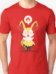 Choose Your Evolution: Fire Unisex T-Shirt