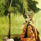 Pastoral Lady by Sarah Vernon