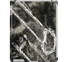 matchsticks side by side iPad Case/Skin