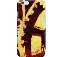 Industrious hell iPhone Case/Skin