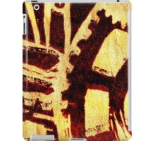 Industrious hell iPad Case/Skin