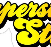Superstar Stud Sticker