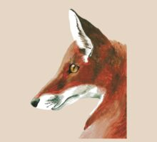 Fox Portrait by ImogenSmid
