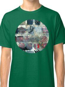 Squares of experimentation Classic T-Shirt