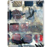 Squares of experimentation iPad Case/Skin