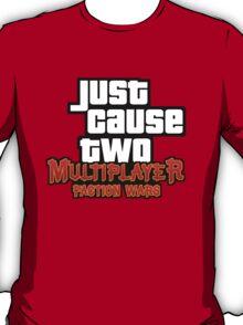 JCMP/GTA Chinatown Wars Logo T-Shirt