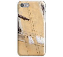 Watching Them Dry iPhone Case/Skin