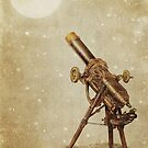 Moonrise (Sepia Option) by Eric Fan