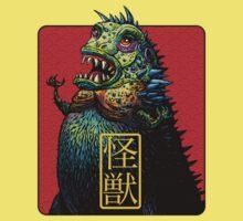 King Kaiju Kids Clothes