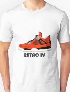 Retro IV T-Shirt