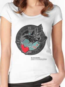 Emotionalism Avett Brothers Women's Fitted Scoop T-Shirt
