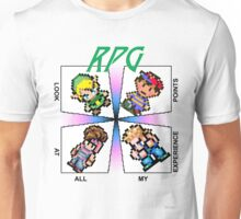 Oh my god look at all my EXP Unisex T-Shirt