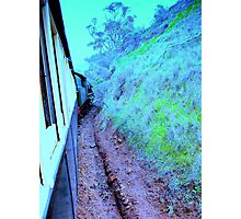 Full steam ahead - Pichi Richi Photographic Print