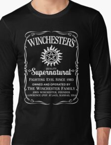 Supernatural Quality Long Sleeve T-Shirt