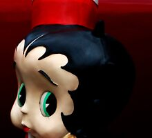 The Eminent and Beautiful - The Sassy Ms. Betty Boop by ArtbyDigman