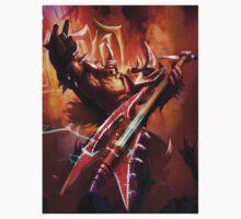 mordekaiser League of Legends by faction19