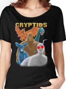 Cryptids Women's Relaxed Fit T-Shirt