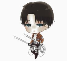 Levi Chibi by VirtualMan