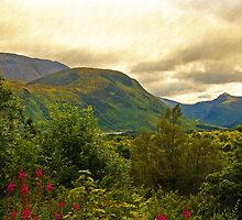 Ben Nevis, Scotland, UK by buttonpresser