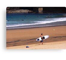 Surfers' Paradise Canvas Print