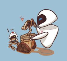 WALL•E meets EVE by Silros