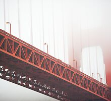 Golden Gate Bridge by SandrineBoutry