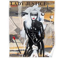 Lady Justice MMXIII Poster