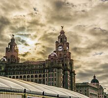 Royal Liver Building by Beverley Goodwin