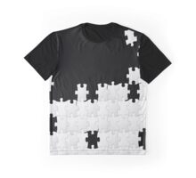JUST A PUZZLE PIECE Graphic T-Shirt