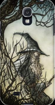 The Wizard by Filippo Vanzo