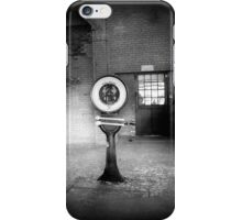 Abandoned Scale iPhone Case/Skin