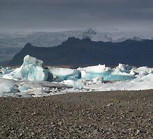 Iceberg Lake by Jack Butcher