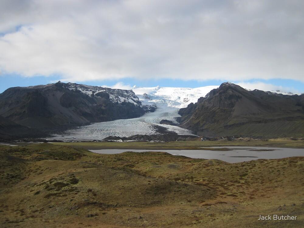 Glacier by Jack Butcher