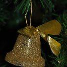 Golden Bell by Ulla Vaereth