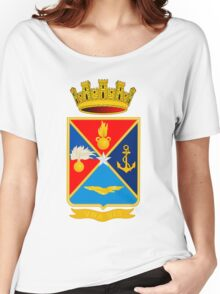 Italian Defence Staff COA Women's Relaxed Fit T-Shirt