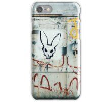 Graffiti Rabbit iPhone Case/Skin
