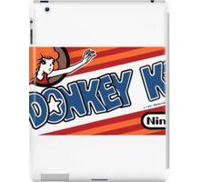 Donkey Kong Arcade iPad Case/Skin