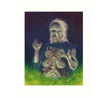 Henrietta Knowby (Evil Dead II) Art Print